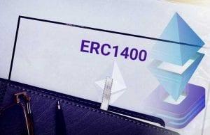ERC 1400 Development