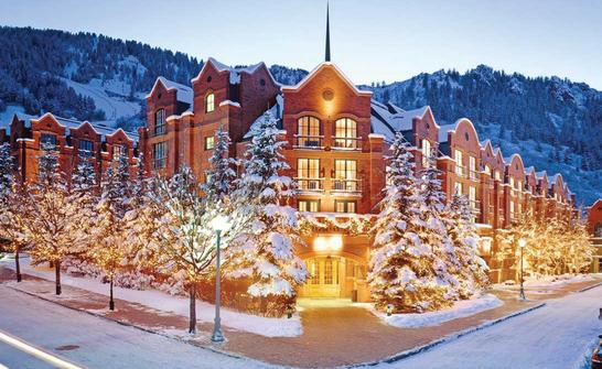 St. Regis Aspen Resort in Aspen