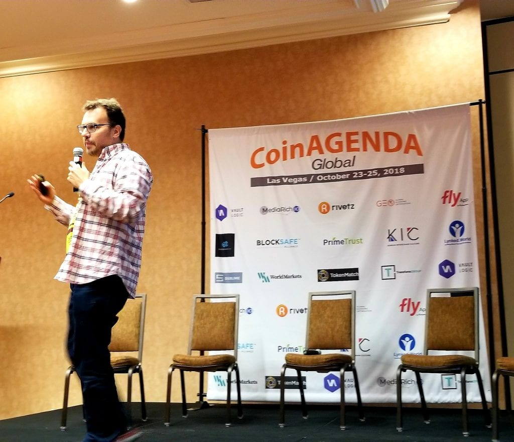 Bruce Fenton: 'Securities tokens are legal. We don't need new regulations'