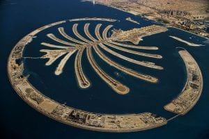 Palm Island, Dubai, UAE