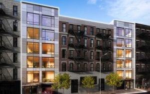 Picture of new Luxury Condo Development in Manhattan, NYC