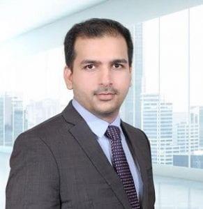 headshot of Polybird CEO Harish D. Gupta