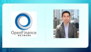 OpenFinance Company Logo and headshot of CEO Juan Hernandez