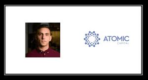 Headshot of Alex Blum, CEO of Atomic Capital