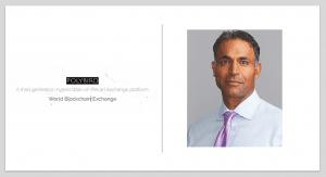Polybird company logo and headshot of new advisor