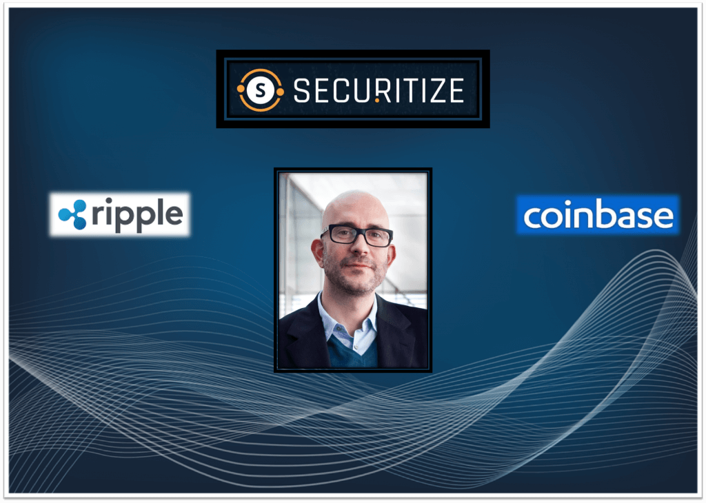 "Coinbase, Ripple Invest in Securitize to ""Tokenize the $7 Trillion Securities Industry"""