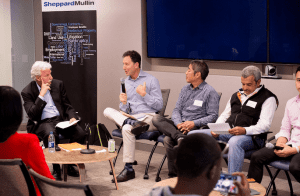 fintech silicon valley ceo discussion