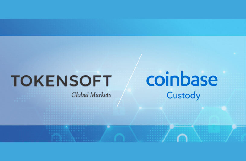 TokenSoft Global Markets Integrates with Coinbase Custody