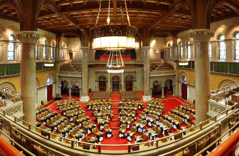 """New York State Legislature to Create Nation's First """"Crypto Task Force"""""""