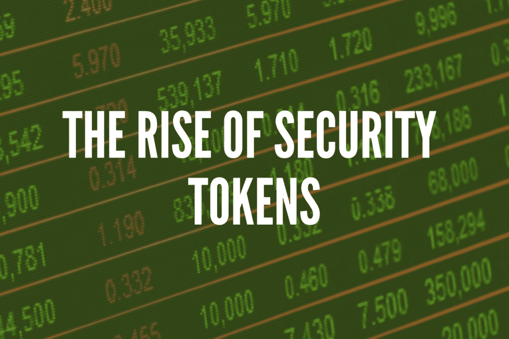 Security Tokens and Blockchain Will Revolutionize 'Inefficient Capital Markets'
