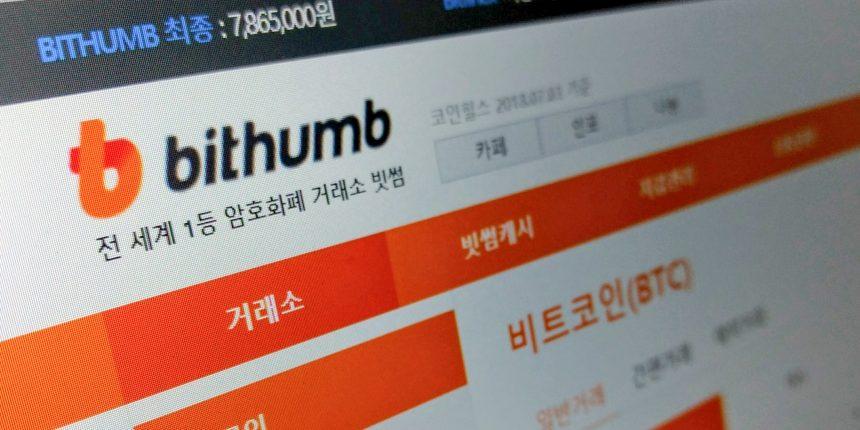 Cryptocurrency Exchange Bithumb Speeds Up Development in STOs