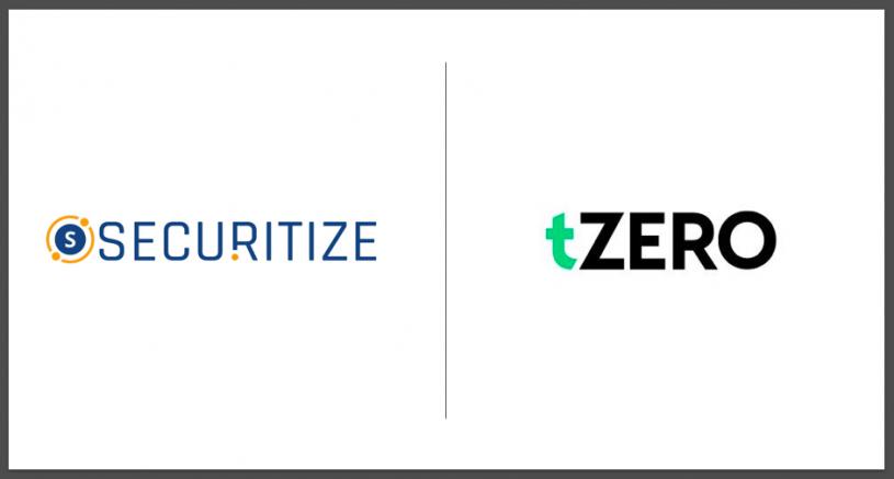 tZERO to Integrate Securitize's Digital Securities (DS) Protocol