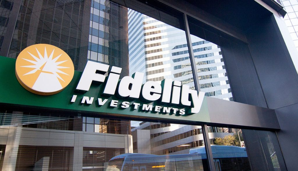 Fidelity Launches Cryptocurrency Custody Services