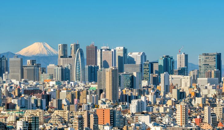 Tokyo Real Estate to be Tokenized Before 2020 Olympics