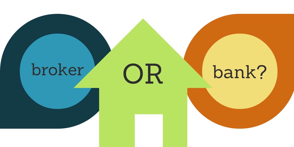 Broker or Bank Graphic