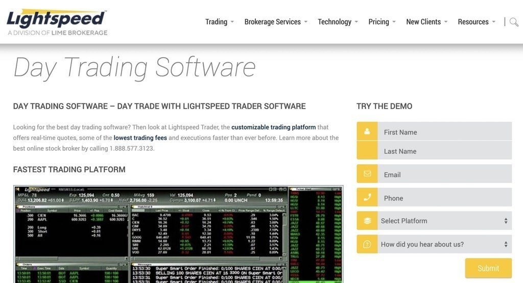 Best penny stock day trading platform