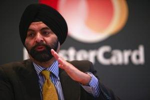 Mastercard CEO Ajay Banga explains why Mastercard left Libra