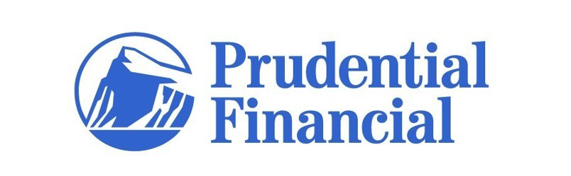 Prudential Financial logo on white background