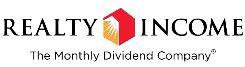Realty Income logo on white background