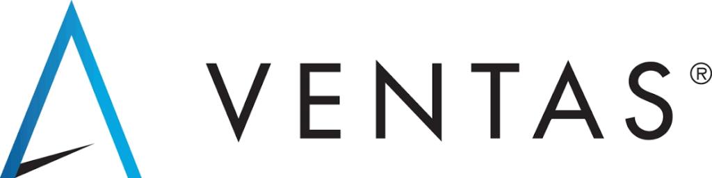 Ventas logo on white background