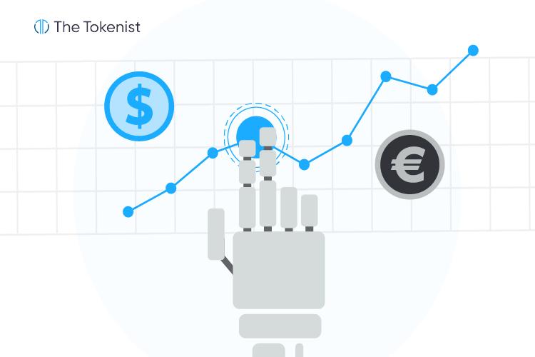 TheTokenis illustration of a robo advisor