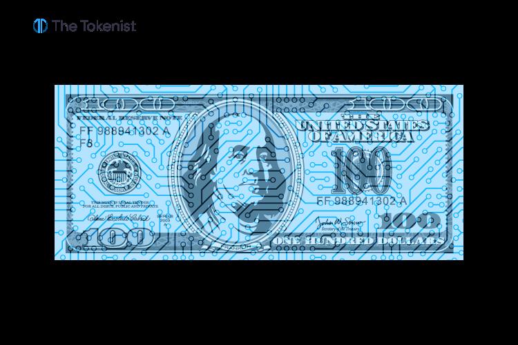 The Tokenist illustration of virtual money